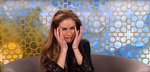 Nikki Grahame had a meltdown on 'Big Brother