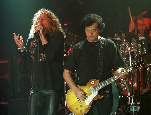 'Stairway to Heaven' has become one of rock's most