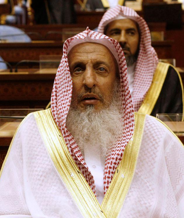 Mufti Sheikh Abulaziz Al