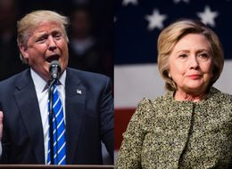 HUFFPOLLSTER: Donald Trump And Hillary Clinton Are Struggling With Some Female Voters