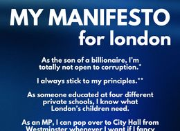 IN FULL: Zac Goldsmith's Manifesto For The London Mayoral Election
