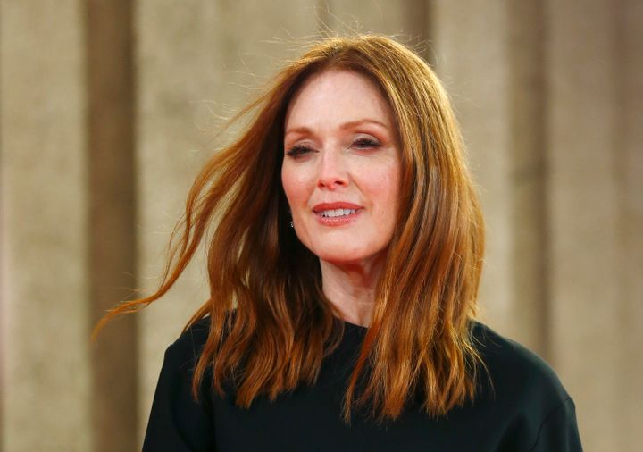 Actress Julianne Moore is encouraging people to join Everytown for Gun Safety.