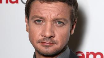 LAS VEGAS, NV - APRIL 11:  Actor Jeremy Renner attends the CinemaCon 2016 Gala Opening Night Event: Paramount Pictures Highlights its 2016 Summer and Beyond Films at The Colosseum at Caesars Palace during CinemaCon, the official convention of the National Association of Theatre Owners, on April 11, 2016 in Las Vegas, Nevada.  (Photo by Todd Williamson/Getty Images for CinemaCon)
