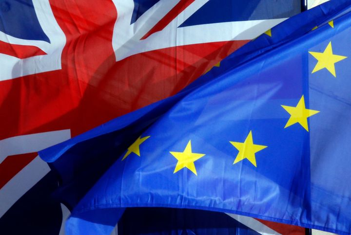 """The International Monetary Fund said the """"very real""""risk of a British exit from the European Union could compromise the"""