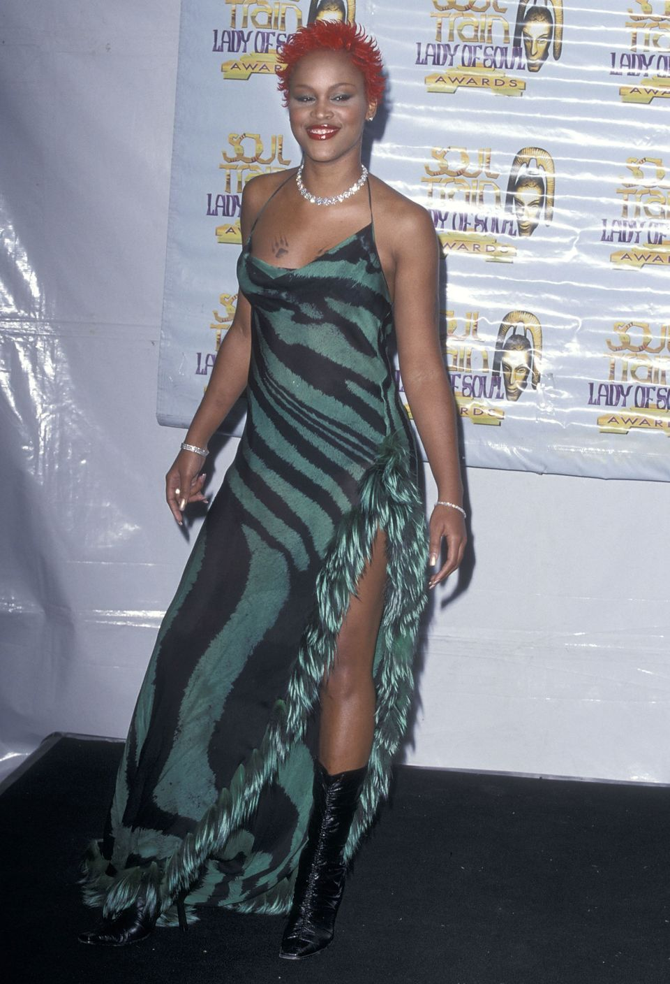 Eve S Style Evolution From Ruff Ryders First Lady To Red Carpet