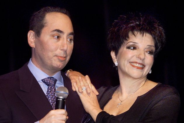 David Gest became famous worldwide with his extravagant marriage to singer Liza