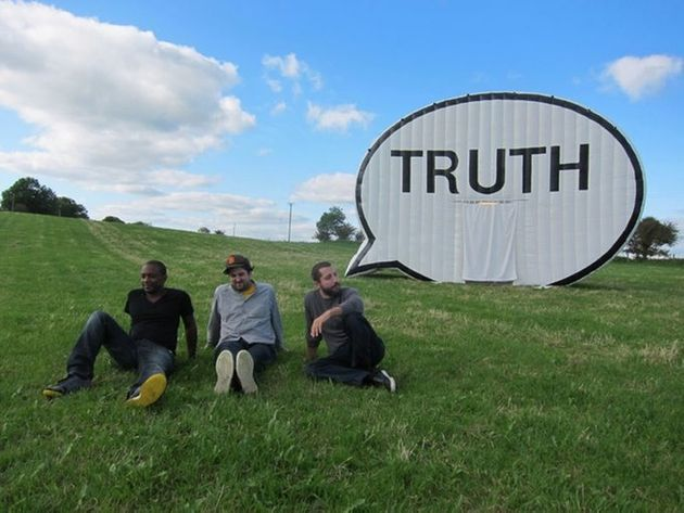 Inflatable 'Truth Booth' Will Let Americans Vent About This Crazy