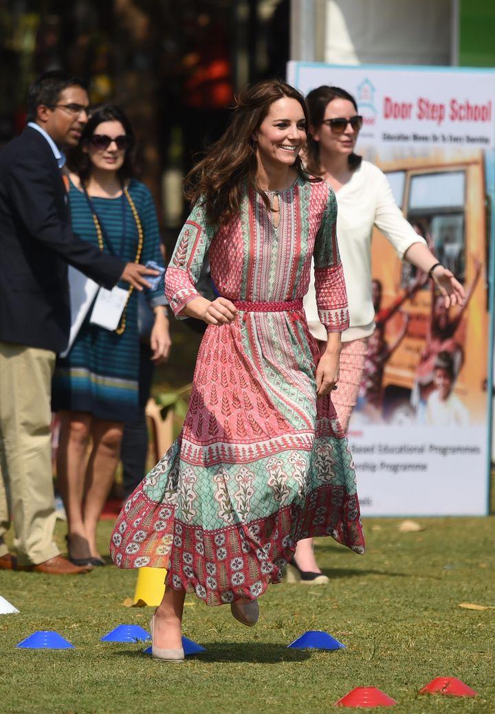 Run, Duchess, run!