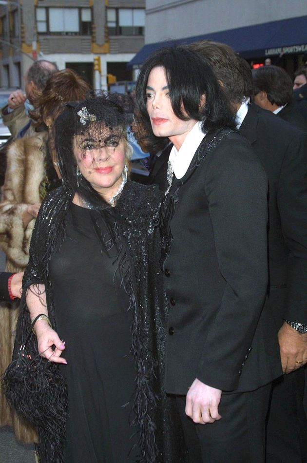 Elizabeth Taylor and Michael Jackson were among the A-list guestlist for David's wedding to Liza