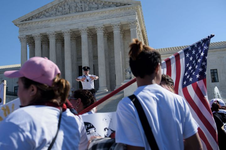 The Supreme Court will hear a case challengingPresident Obama'simmigrationactions on April 18.