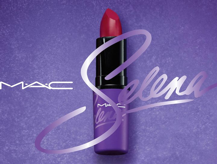 This lipstick will be a part of the MAC Selena collection that will launch in October.