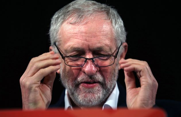 Jeremy Corbyn Paid TOO MUCH In Tax Last Year, New Figures