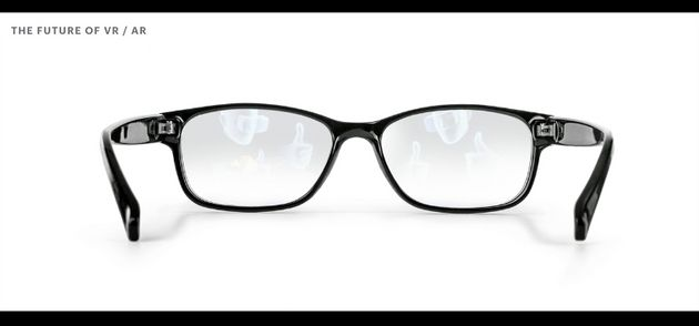 These Glasses May Offer A Glimpse Into Facebook's
