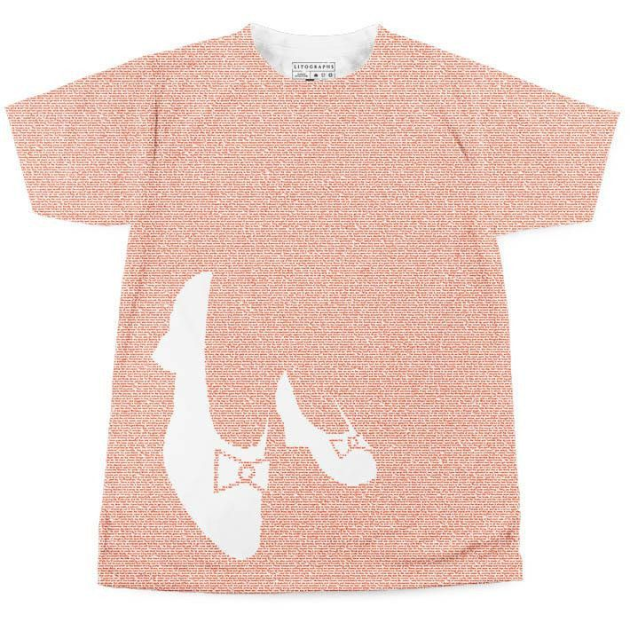 <i>A Wizard of Oz</i> T-shirt from Litographs