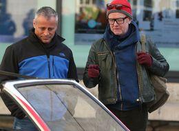 Chris Evans 'Frosty' With Matt LeBlanc Over Cenotaph Stunt
