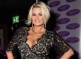Kerry Katona Explains THOSE Drunken Airport Pics