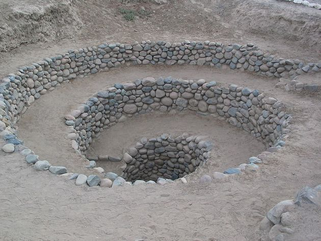 Puquios Mystery: Puzzle Of Spiralling Nasca Holes Solved From