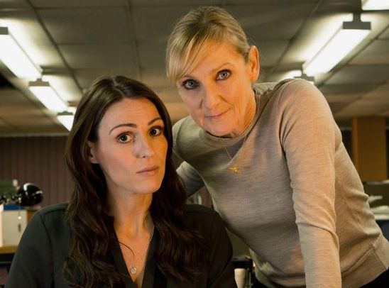 Scott and Bailey (Lesley Sharp and Suranne Jones) are back for a three-parter fifth