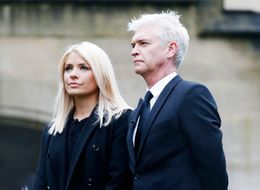 An Emotional Holly And Phil Present 'This Morning' From Denise Robertson's Funeral