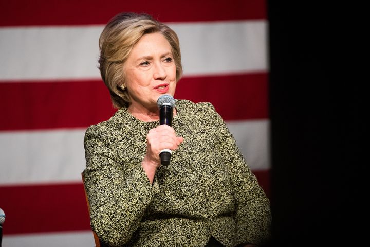 Democratic presidential candidate Hillary Clinton says she is the best choice for those who want to help immigrants.