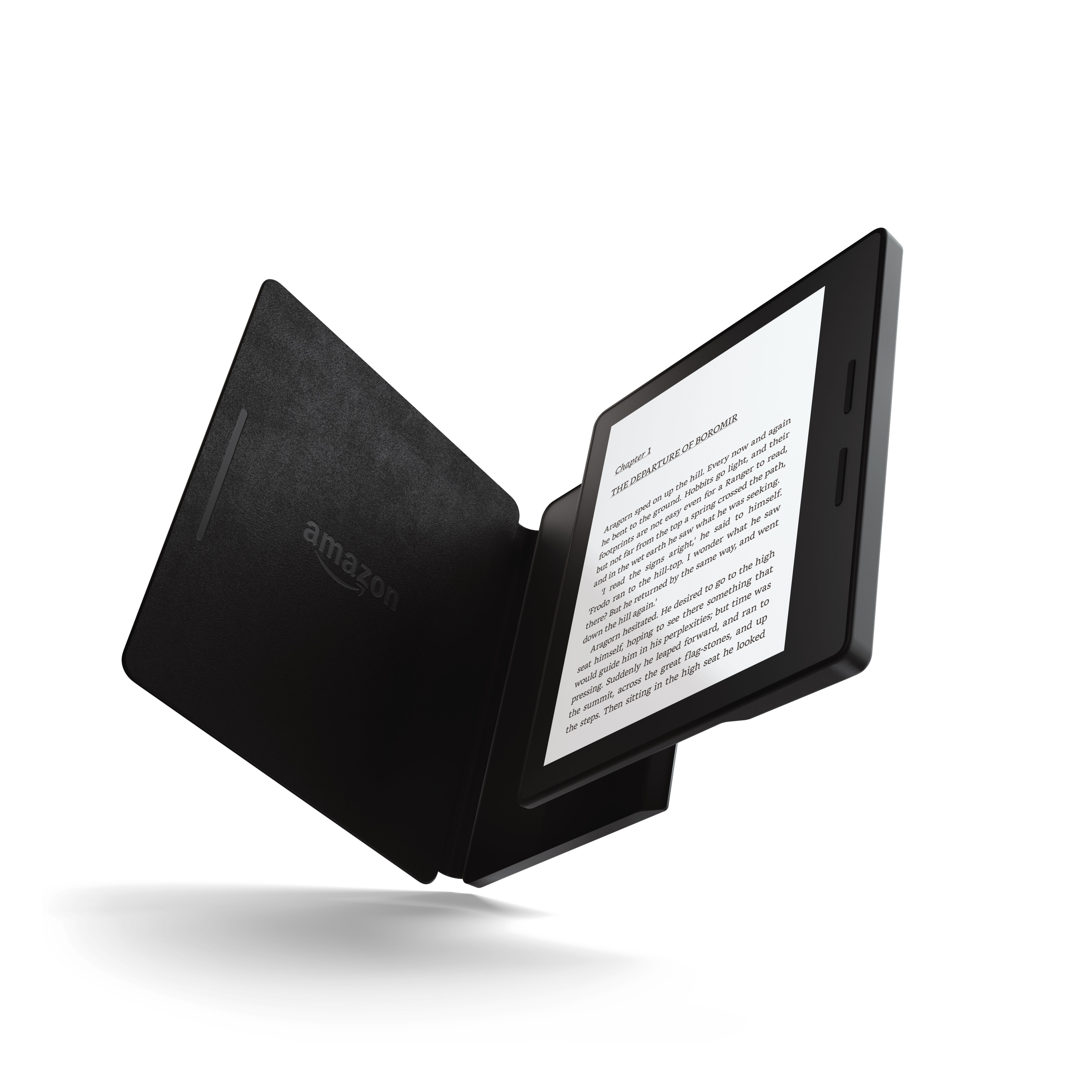 The new Kindle Oasis from Amazon