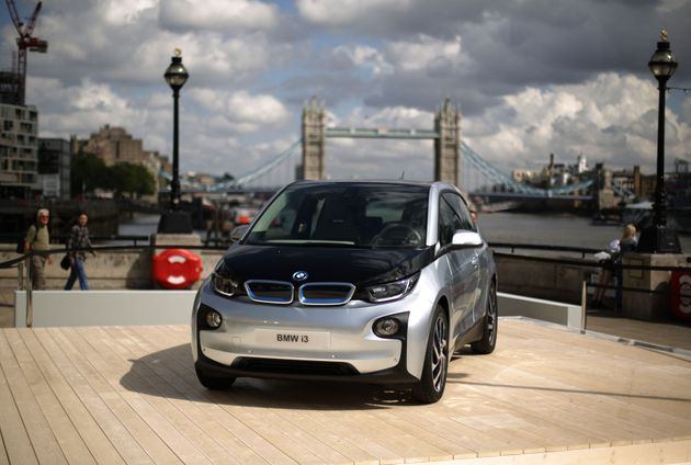 Electric Car Registrations In The UK Hit Record High Of One Every 13
