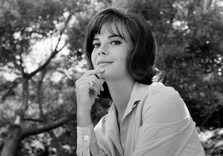 Actress Natalie Wood poses for a portrait in Los Angeles, 1956.
