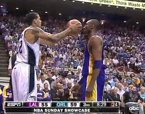 Matt Barnes Nba >> The Most Kobe Moment Ever Was A Regular Season Out-Of-Bounds Play | HuffPost