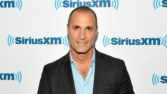 NEW YORK, NY - NOVEMBER 23:  (EXCLUSIVE COVERAGE)  TV personality Nigel Barker visits SiriusXM Studios on November 23, 2015 in New York City.  (Photo by Slaven Vlasic/Getty Images)