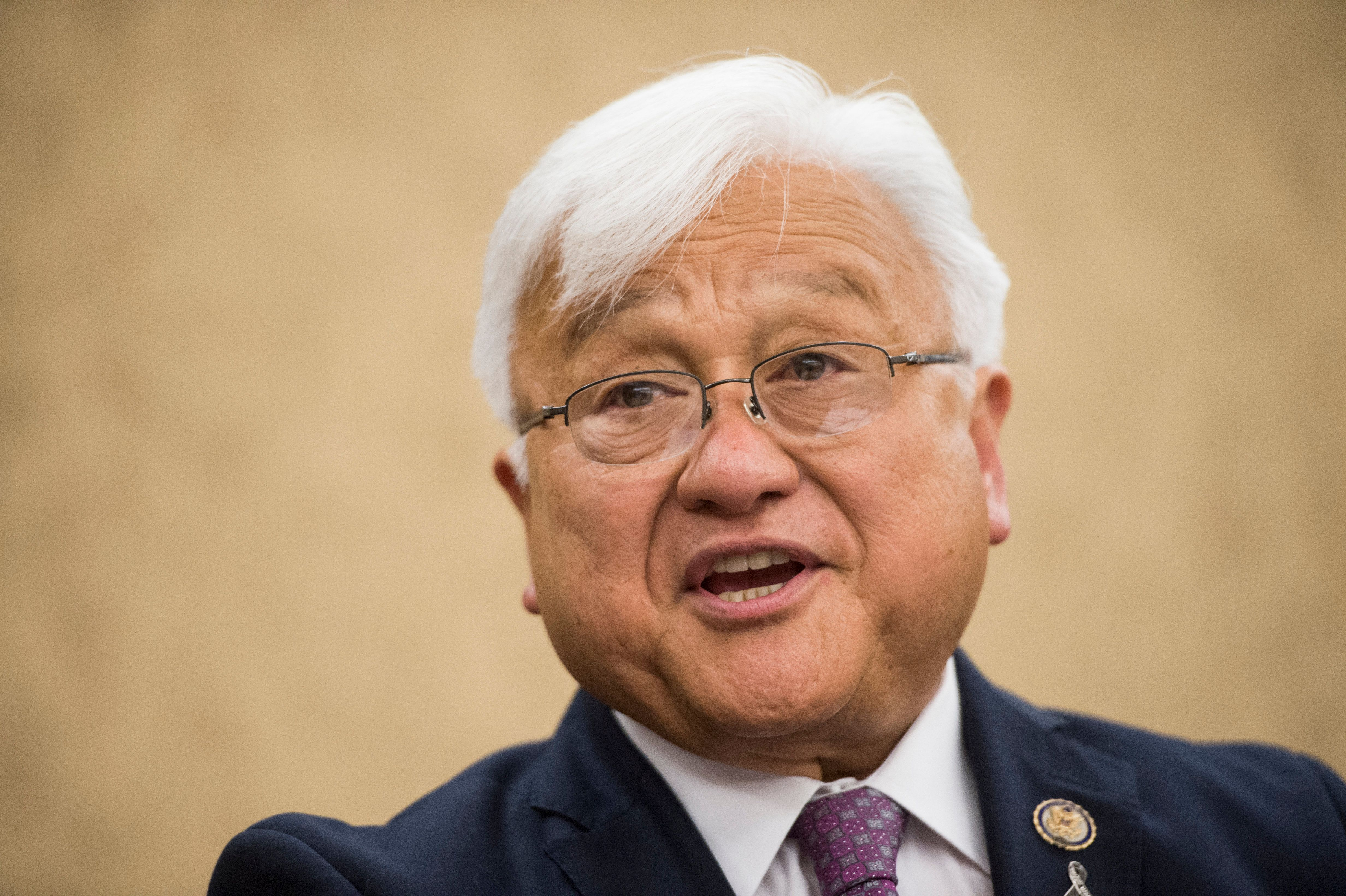 Rep. Mike Honda (D-Calif.) says it's time to officially recognize a secular version of the National Day of Prayer.