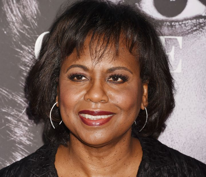 """Anita Hill at the premiere of HBO's """"Confirmation."""""""