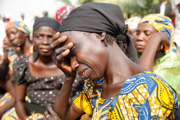 The parents of the Chibok girls had conflicting emotions when a young girl strapped with explosives turned out not to be one