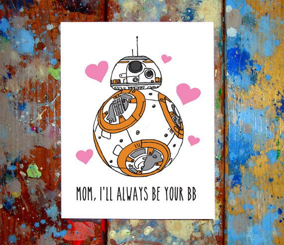 "<i>Buy it <a href=""https://www.etsy.com/listing/254528741/bb8-happy-mothers-day-card"" target=""_blank"">here</a>.&nbsp;</i>"