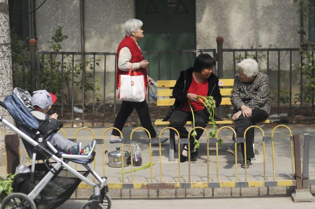 Adult children in Shanghai who do not visit their parentscould get sued and have their credit scores...