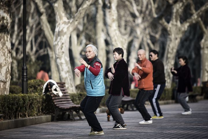 One reason behind the policy may be the fact that Shanghai is facing an aging population, and the city hopes that filial visi