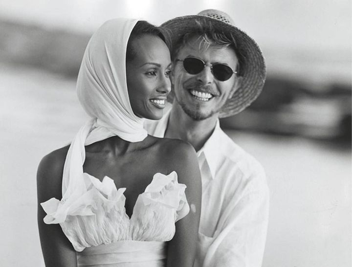Iman Reveals The Secret To Her Lasting Marriage To The