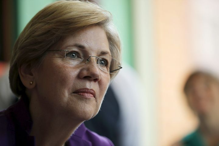 Sen. Elizabeth Warren (D-Mass.) wants Tax Day to be less miserable.