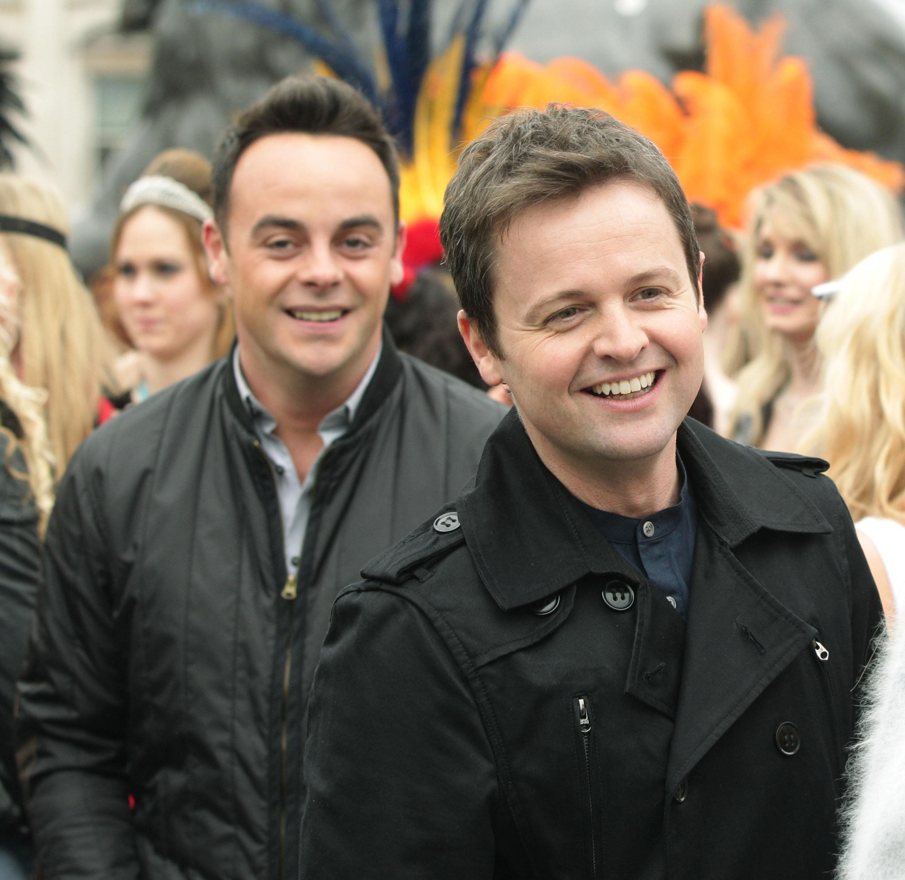 Ant And Dec Pocketed A Whopping £7million Last Year Ahead Of Rumoured New £30m Deal With
