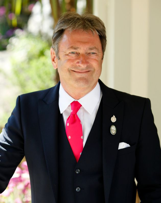 Alan Titchmarsh Airlifted To Hospital After Health Scare