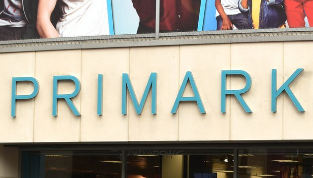 The child disappeared from a Primark in Newcastlecity centre (file