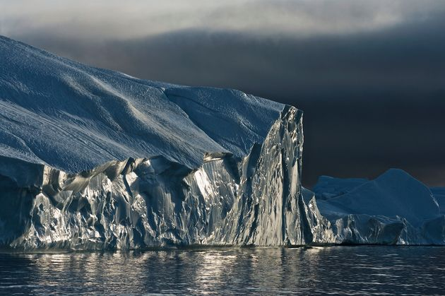 The Ice In Greenland Is Melting Two Months Early Which Is A Big