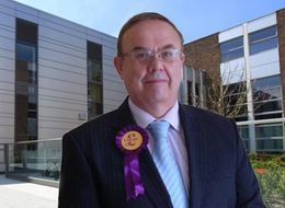 Ukip Councillor Tries To Convince People To Leave EU While Brandishing Cucumber And Banana