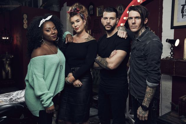 'Tattoo Fixers' has been at the centre of accusations of bad