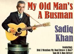 Sadiq Khan Releases Musical Manifesto