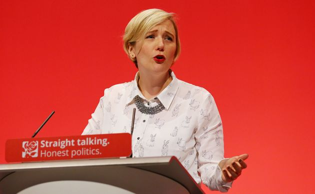 Stella Creasy has accused aleading political journalist of