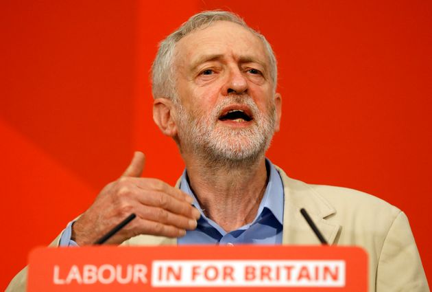 Jeremy Corbyn Rejects Claims That There Are 'Too Many' EU Migrants In