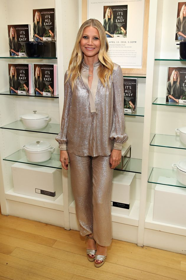 Now We All Know What Gwyneth Paltrow Looks Like In Her