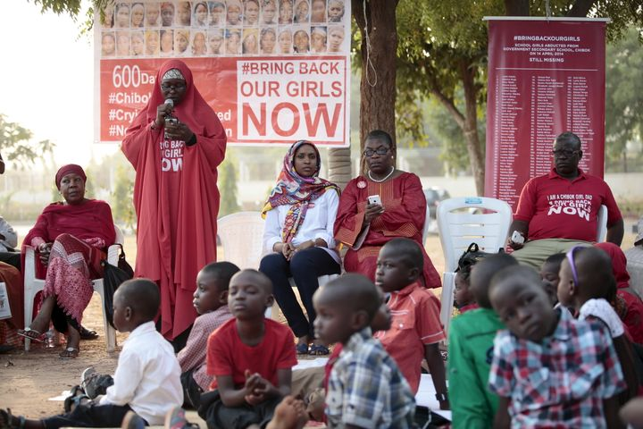 Boko Haram militants kidnapped 276 girls on April 14, 2014, of which 57 escaped.The Nigerian government and military we