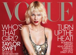 Taylor Swift Goes Bleach Blonde For New Vogue Cover