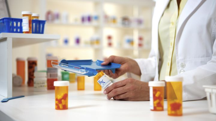 U.S. annual spending on prescription medicines will increase 22 percent over the next five years.